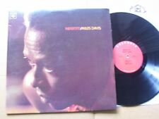 MILES DAVIS,NEFERTITI lp m-/vg+ columbia records PC9594 USA Reprint