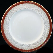 MAJESTIC RED by Royal Grafton Bread & Butter Plate NEW NEVER USED made England