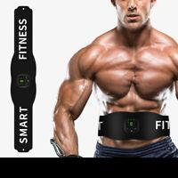 Ultimate ABS Slim Stimulator EMS Abdominal Muscle Training Toning Fit Belt Waist