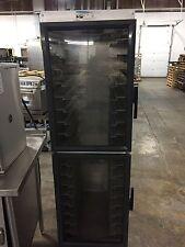 Metro Enclosed Bakery Transport Speed Rack Cabinet Cart