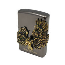 Zippo Lighter Wing of Venus High Polish Chrome Windproof Limited Edition Gift