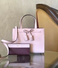 NWT Kate Spade Hayes Small leather Satchel rosy cheeks wallet Options Pink