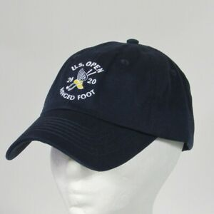 USGA COTTON GOLF HAT---ONE SIZE FITS ALL--US OPEN WINGED FOOT--LOOKS UNWORN