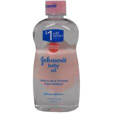 Johnson's Baby Oil, Original
