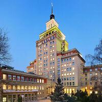 5 Luxus Tage in Prag 4 Sterne Deluxe Hotel International Prague 4ÜF 2P Reise