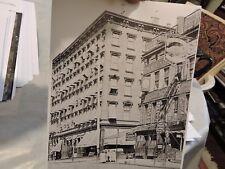 1870 Broadway & Prince St. Nyc New York City Photo Reprint