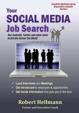 Your Social Media Job Search: Use LinkedIn, Twitter, and other tools-ExLibrary