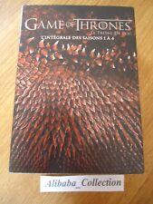 COFFRET DVD ** Game of Thrones ** Trône de Fer intégrale des saisons 1 2 3 4 LOT