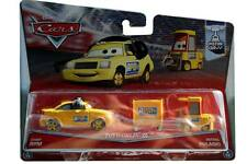 2015 Disney Pixar Cars Piston Cup #5 & 6 Chief RPM & Petrol Pulaski