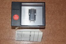 DENON DL-103 MC PHONO CARTRIDGE USED IN BOX EXCELLENT!