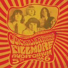 Quicksilver Messenge - Fillmore Auditorium - November 5 1966 [New CD]