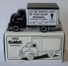 First Gear - 1952 GMC Dry Good Van - Boxed. 1:34 Scale.