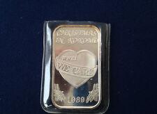 New$$ 5 oz..999 SilverTowne Silver Bar Prospector Design in Mint Wrapper