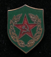 SOVIET UNION GUARD INFANTRY HAT LAPEL PIN TIE TAC RUSSIA GIFT WOW