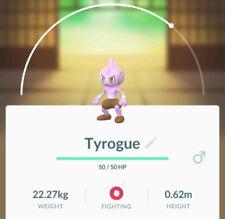 Pokemon Go Tyrogue [TRADE OFFER]