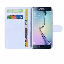Premium Leather Magnetic Closure Wallet Case Cover for ALL SAMSUNG GALAXY MODEL
