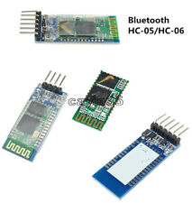 Módulo transmisor-receptor RF inalámbrico Bluetooth Serial RS232 TTL HC-05 06 placa base