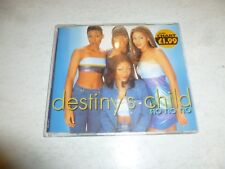DESTINY'S CHILD - No No No - 1998 issue UK 4-track CD single