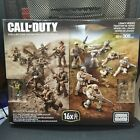 Mega Bloks Construx Call of Duty Legacy Heroes New Sealed Toy CPC67