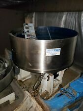 Vibra Flight 24 Diameter Vibratory Feeder Bowl Withfc 102 Proximity Control Amp Ba