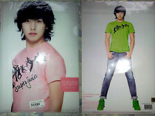 Super Junior Sungmin Clearfile SM Ent. Official goods
