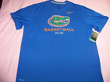 Nike DriFit Men's University of Florida UF Gators Basketball Shirt NWT XL