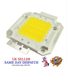 50W SMD LED Bright Integrated Chip Warm White High Power Bulb Floodlight