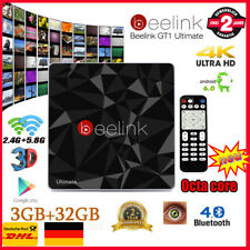 Beelink GT1 Ultimate 3G+32GB Android 6.0 912 H265 Octa Core TV BOX 2.4+5.8G WIFI