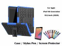 Tough Heavy Duty Strong Case For Apple iPad 8th Gen 10.2-inch (2020)