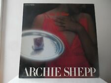 ARCHIE SHEPP - TRAY OF SILVER - DENON RECORDS-YX-7806-ND- NEW - MINT - IMPORT