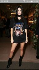 Givenchy Sequin Rottweiler T-shirt (as worn by Kendall Jenner) size M BNWT, rare