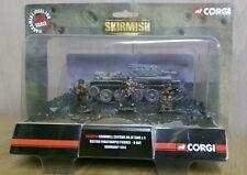 Corgi CC60610 SKIRMISH Cromwell Centaur Mk.IV Tank + 3 British Paras D-Day 1944