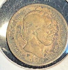 Netherlands 1873 10 cents KM 80