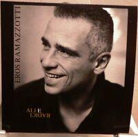 EROS RAMAZZOTTI + CD + Ali E Radici (2009) Special Edition Sony 2020 /21-178