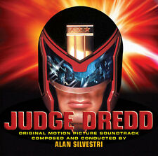 Judge Dredd - 2 x CD Complete Score - Limited Edition - Alan Silvestri