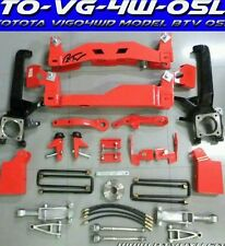 "Toyota Hilux mk/5/6 2005-2016  5l"" inch  Heavy Duty BTV suspension lift kit."