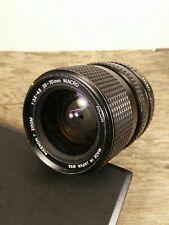 Ricoh Rikenon P Zoom 35-70 f3.5-4.5 PK Mount Macro Lens in EC