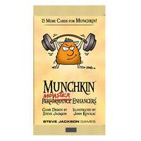 Munchkin Monster Enhancers - Munchkin Booster - Expansion - New