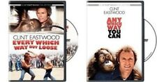 EVERY WHICH WAY BUT LOOSE/ANY WHICH WAY YOU CAN DVD NEW