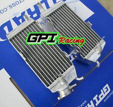 GPI NEW aluminum radiator YAMAHA YZ250 YZ 250 2-STROKE 1984-1985 84 85