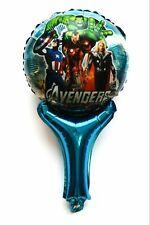 R48F9 not Helium balloon Folienballon Avengers Hulk Thor Geburtstag Geschenk NEU