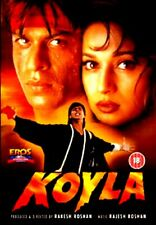 KOYLA - SHAHRUKH KHAN - MADHURI DIXIT - NEW BOLLYWOOD DVD