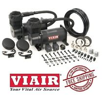 VIAIR 200PSI 2.54CFM 380C Dual Performance Value Pack 38036 Stealth Black