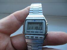 Seiko A547-5000 four button Digital LCD Chronograph alarm november 1980 v rare