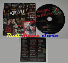 CD ROCK SOUND 113 PROMO atreyu ministry robocop kraus airway enemy (S4)