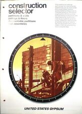 United States Gypsum ASBESTOS Roofing Roof Products '75