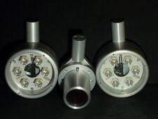 NEW Isra Machine Vision Set 6 LED K2 Spots Sony XC-ES50 Camera Pentax 6mm F1.2 L