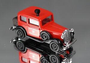 """BREKINA (H0,1:87) Opel P4 """"Freiwillige Feuerwehr Friedrichshafen"""" - #0361"""