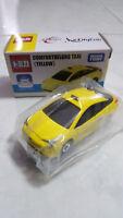 New Takara Tomica Diecast Singapore Comfortdelgro Toyota Prius Taxi (Yellow) car
