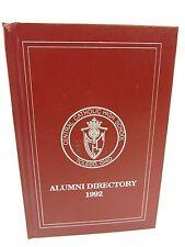 Book - Toledo Ohio CENTRAL CATHOLIC HIGH SCHOOL Alumni Directory 1992